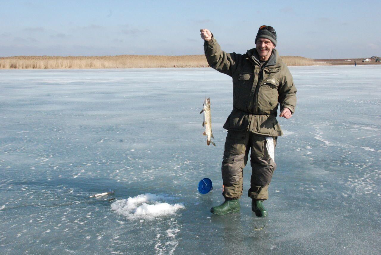 отчеты о рыбалке кривая лука