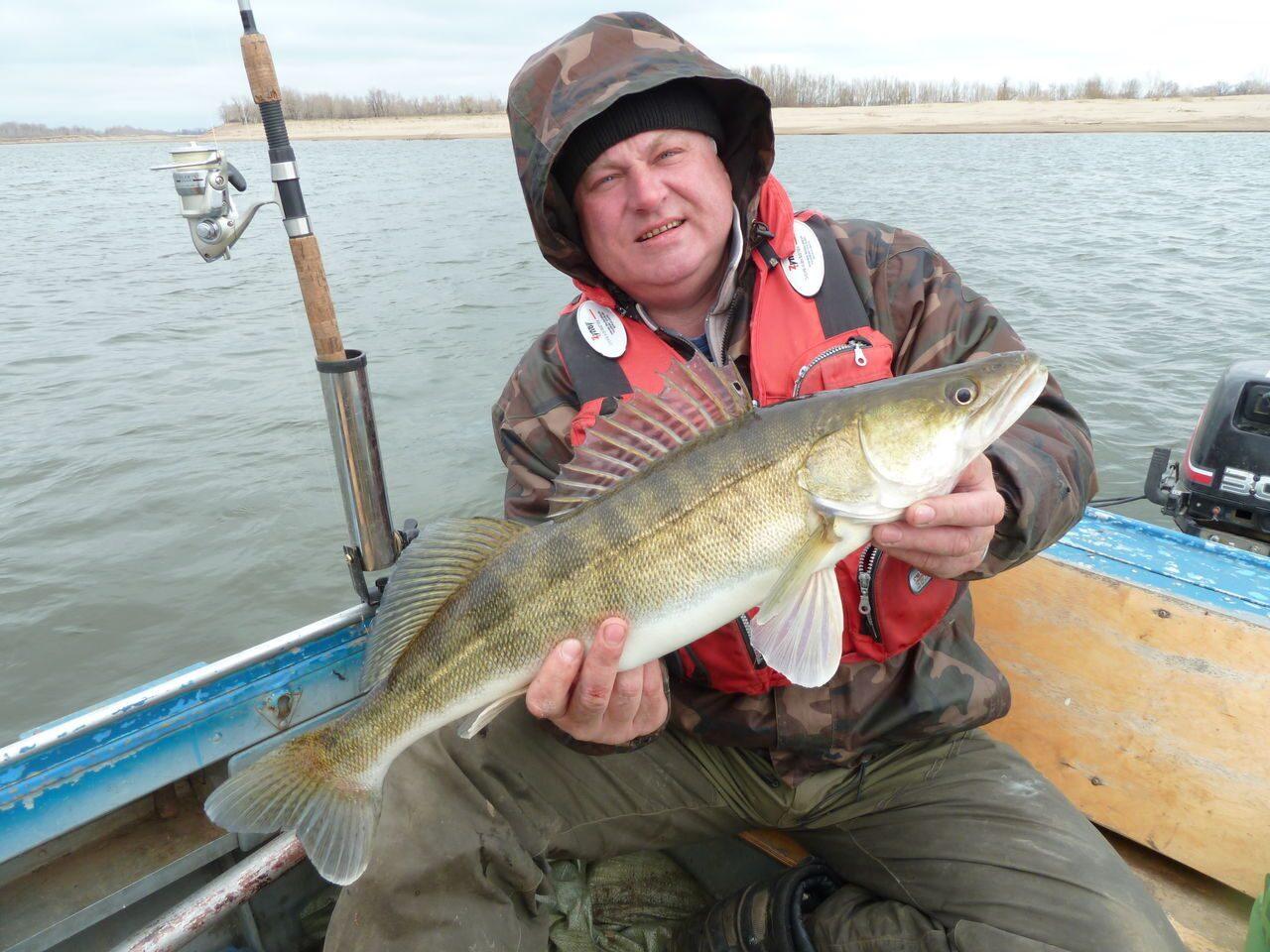 рыбалка на грубею